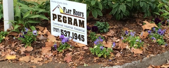 Flat Roofs By Pegram Hampton Roads Roofing Contractor Residential Commercial Industrial