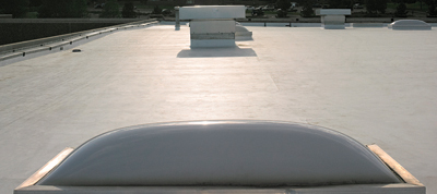 Flat Roofs By Pegram Flat TPO Roof Contractor