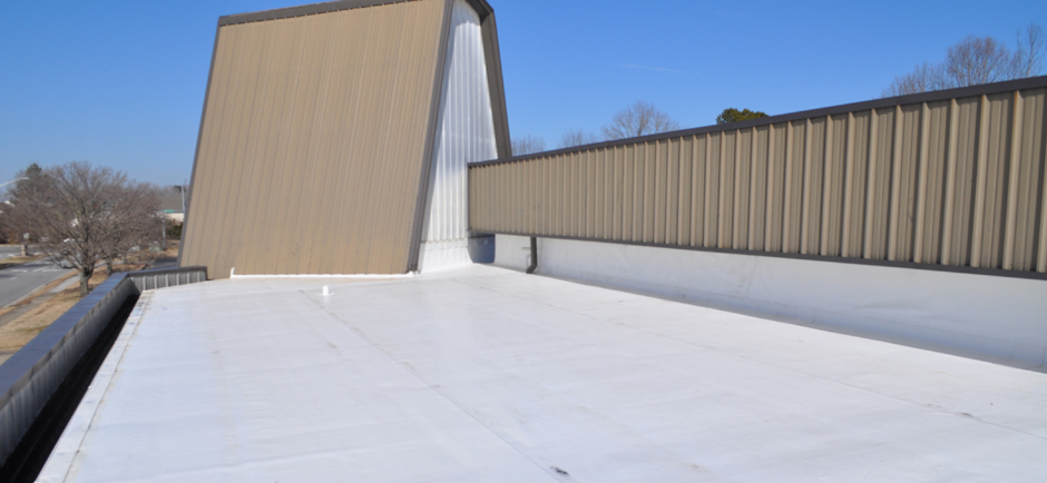 Why White TPO is Superior Roofing