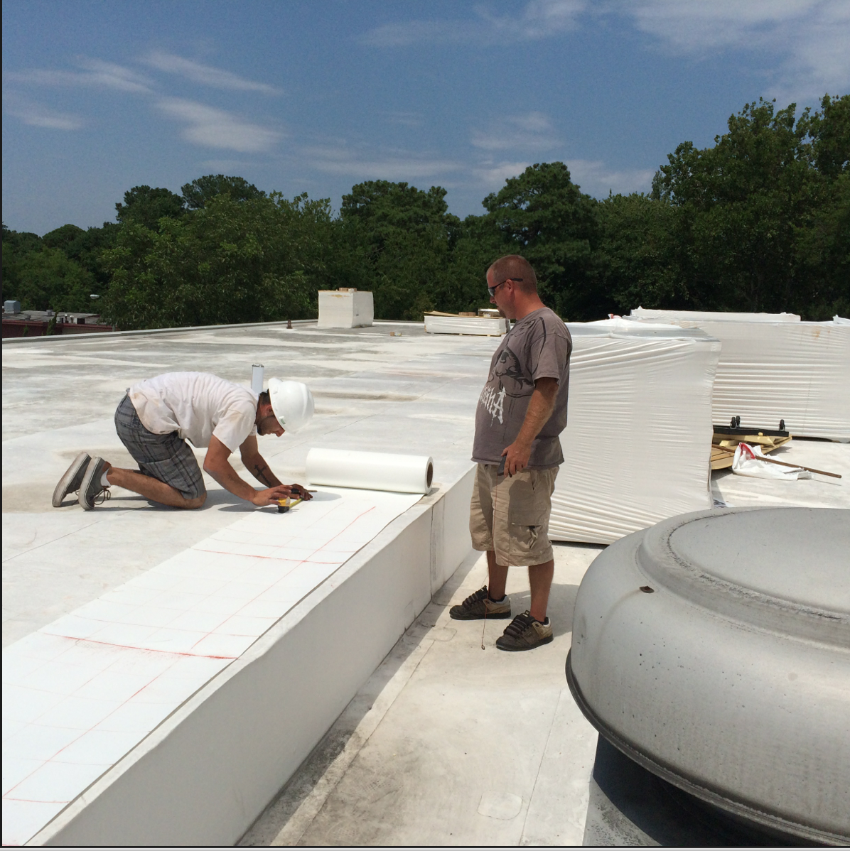 flat roof repair roofing contractor suffolk norfolk virginia beach chesapeake